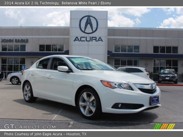 2014 Acura ILX 2.0L Technology