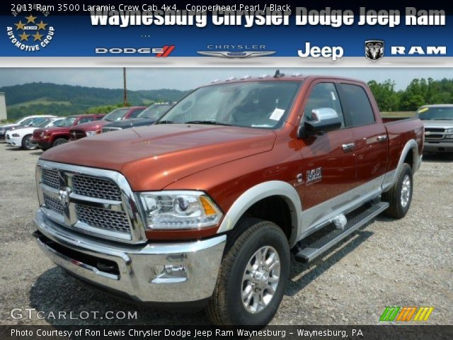 2013 copperhead pearl 3500 ram for autos post. Black Bedroom Furniture Sets. Home Design Ideas