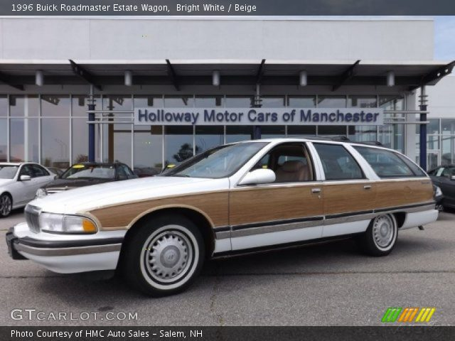 bright white 1996 buick roadmaster estate wagon beige. Black Bedroom Furniture Sets. Home Design Ideas