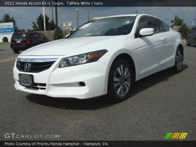 taffeta white 2012 honda accord ex l coupe ivory interior vehicle archive. Black Bedroom Furniture Sets. Home Design Ideas