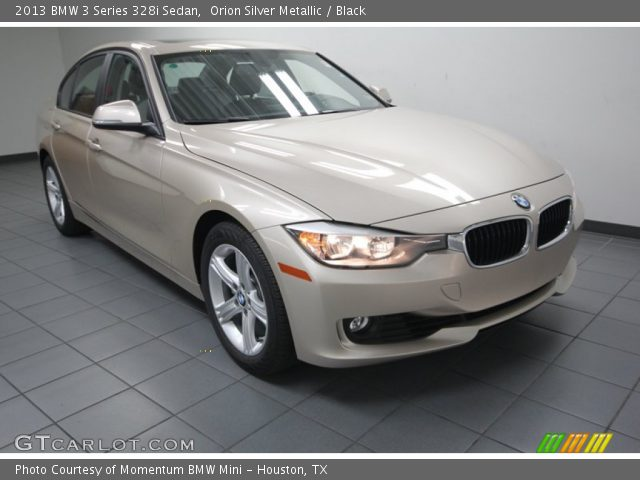 Orion Silver Metallic - 2013 BMW 3 Series 328i Sedan ...