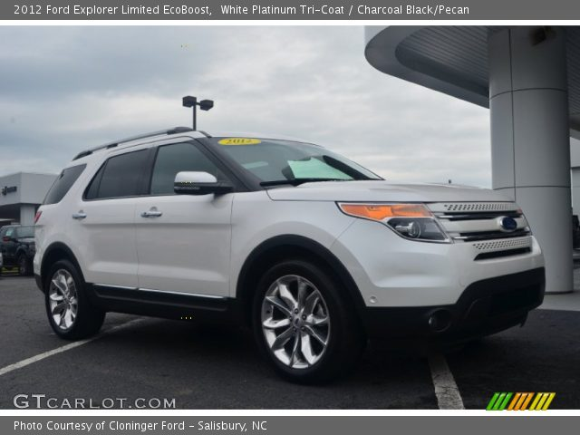 Ford Explorer Ecoboost Or Tivct Engine Autos Post