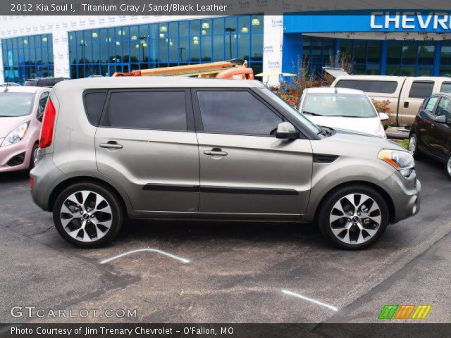 Titanium gray 2012 kia soul sand black leather interior vehicle archive 2012 kia soul exterior colors