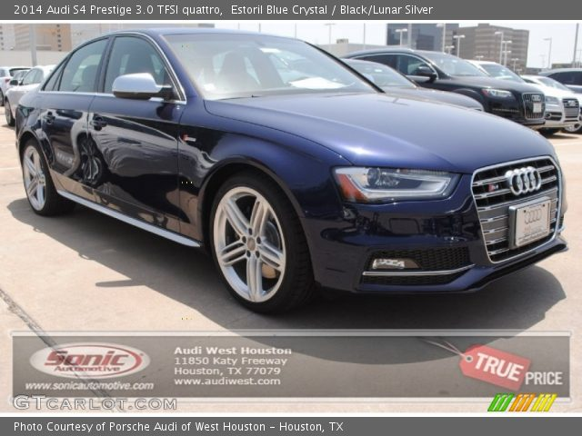 estoril blue crystal 2014 audi s4 prestige 30 tfsi