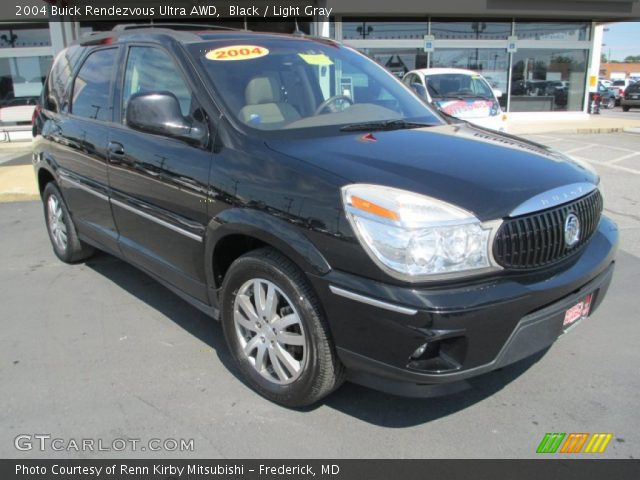 2004 Buick Rendezvous Ultra AWD in Black