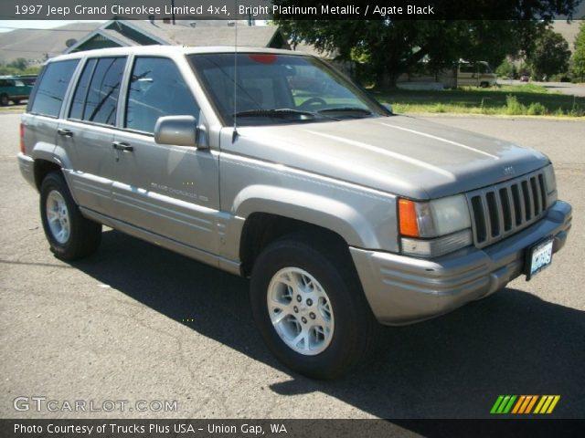 Bright platinum metallic 1997 jeep grand cherokee - 1997 jeep grand cherokee interior ...