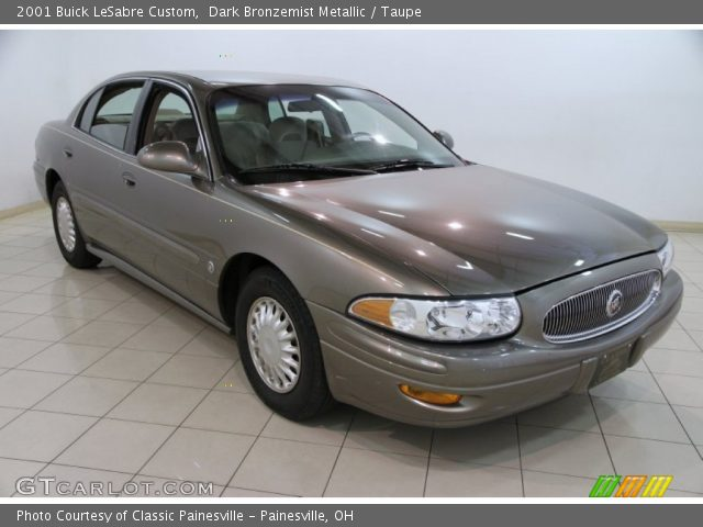 dark bronzemist metallic 2001 buick lesabre custom taupe interior vehicle. Black Bedroom Furniture Sets. Home Design Ideas