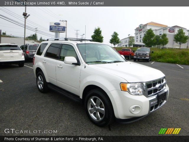 2012 ford escape limited white 2012 ford escape limited v6. Cars Review. Best American Auto & Cars Review