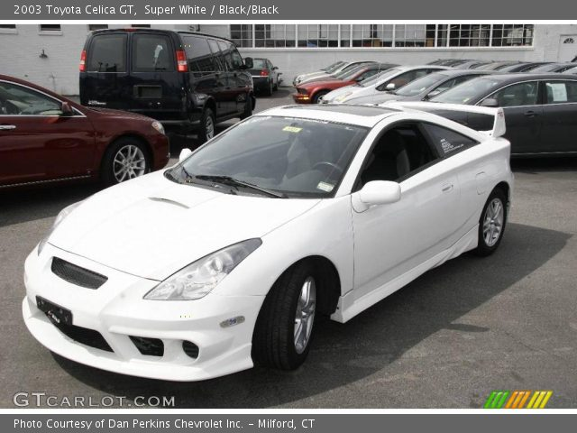 super white 2003 toyota celica gt black black interior. Black Bedroom Furniture Sets. Home Design Ideas