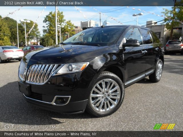 2012 Lincoln MKX AWD in Black