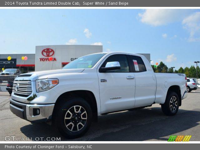 White 2014 Toyota Tundra CrewMax 4x4 Platinum Edition Walk Around Video with Adam Minkley