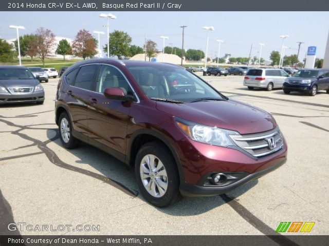 basque red pearl ii 2014 honda crv exl awd gray