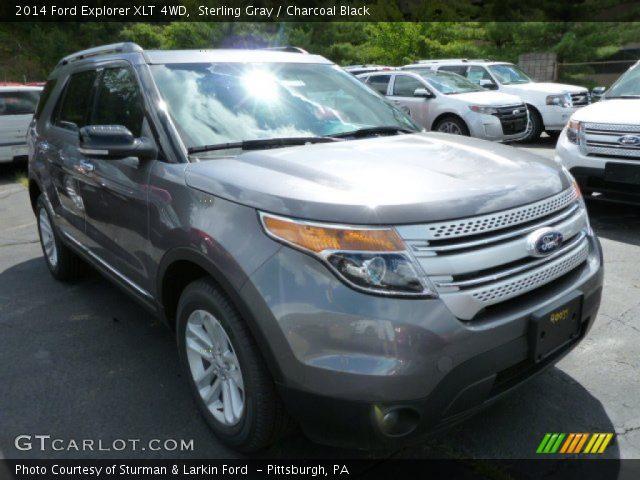 2014 Sterling Grey Ford Explorer Autos Weblog