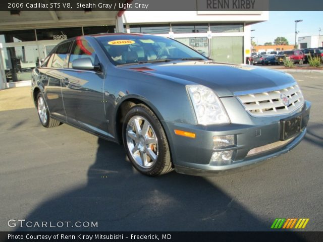 2006 Cadillac STS V8 in Stealth Gray