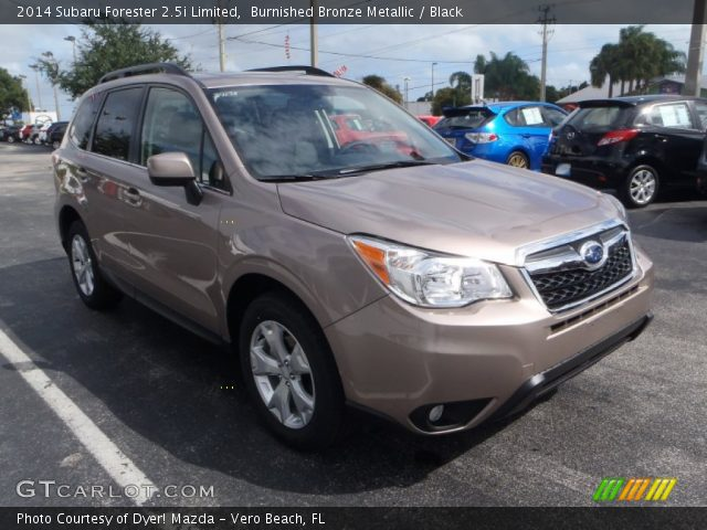 Burnished Bronze Metallic 2014 Subaru Forester Gallery