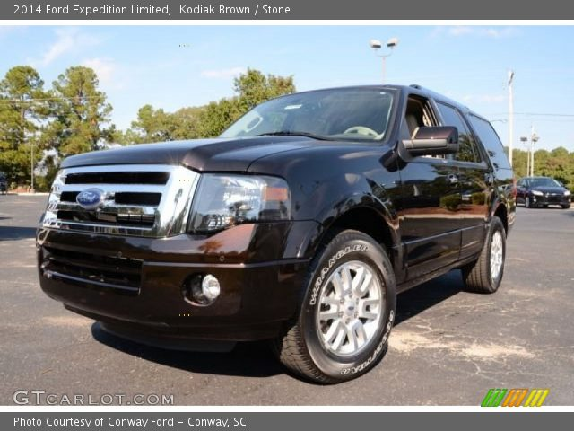 2014 Ford Flex Limited For Sale 2014 Ford Expedition Limited in Kodiak Brown. Click to see large photo ...