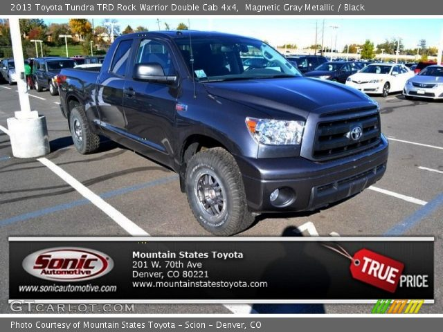 2013 toyota tundra trd rock autos weblog. Black Bedroom Furniture Sets. Home Design Ideas