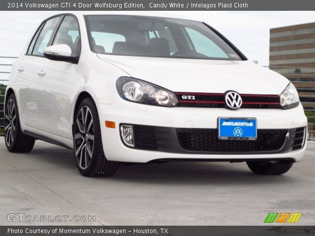 candy white 2014 volkswagen gti 4 door wolfsburg edition. Black Bedroom Furniture Sets. Home Design Ideas