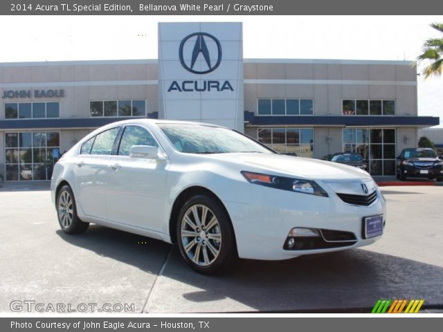 bellanova white pearl 2014 acura tl special edition graystone interior. Black Bedroom Furniture Sets. Home Design Ideas