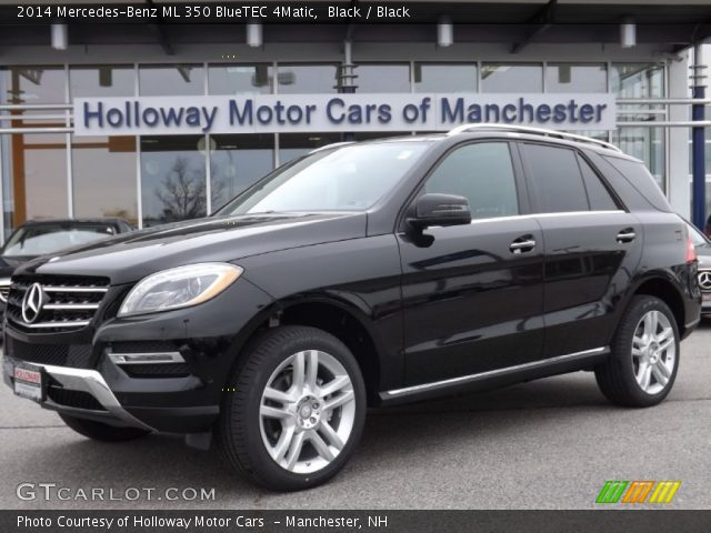 black 2014 mercedes benz ml 350 bluetec 4matic black interior vehicle. Black Bedroom Furniture Sets. Home Design Ideas