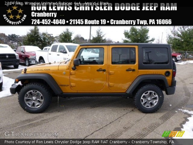 2014 jeep wrangler unlimited rubicon 4x4 in amp 39 d click to see large. Cars Review. Best American Auto & Cars Review