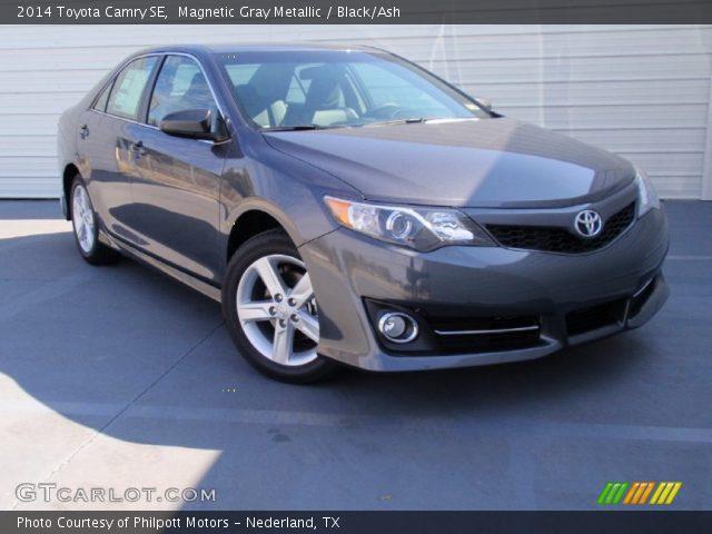 2014 Camry Se For Sale >> Magnetic Gray Metallic - 2014 Toyota Camry SE - Black/Ash Interior | GTCarLot.com - Vehicle ...