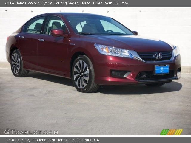 basque red pearl ii 2014 honda accord hybrid touring