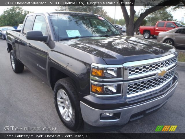 2014 Chevrolet Silverado 1500 LT Double Cab in Tungsten Metallic