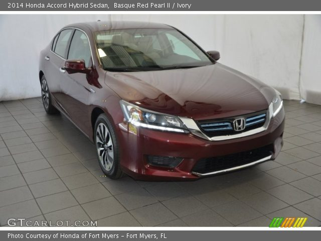 basque red pearl ii 2014 honda accord hybrid sedan