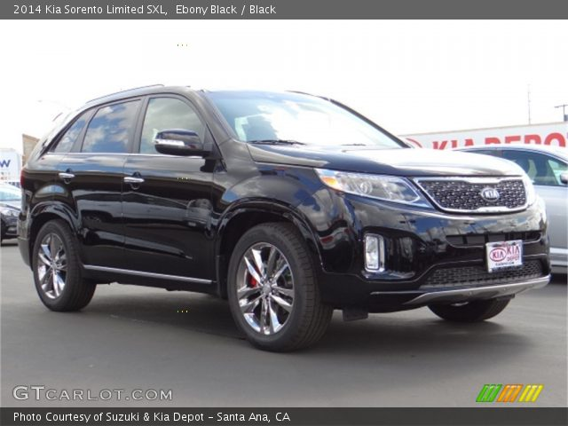 2014 kia sorento black 200 interior and exterior images. Black Bedroom Furniture Sets. Home Design Ideas