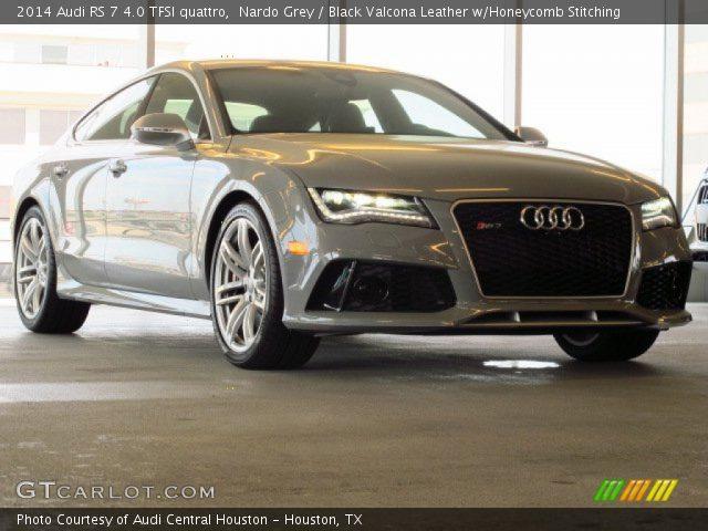 2014 Audi RS 7 4.0 TFSI quattro in Nardo Grey