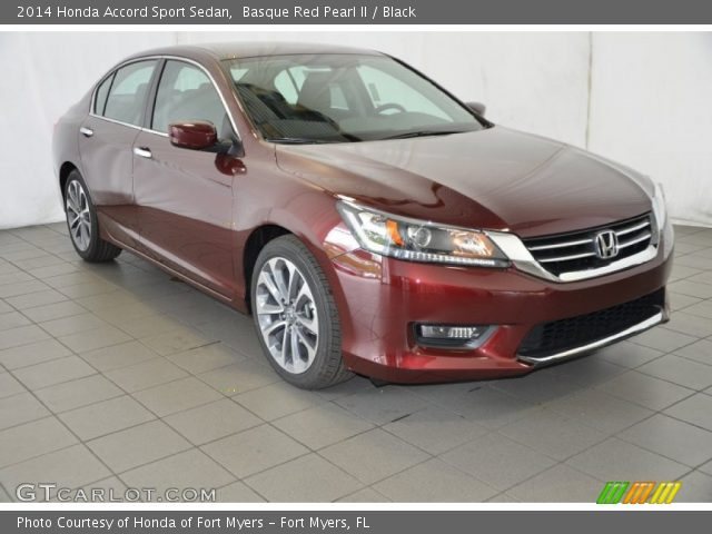 basque red pearl ii 2014 honda accord sport sedan