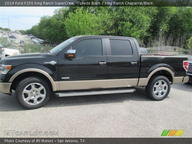 tuxedo black 2014 ford f150 king ranch supercrew king. Black Bedroom Furniture Sets. Home Design Ideas