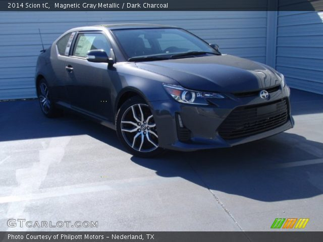2014 Scion tC  in Magnetic Gray Metallic