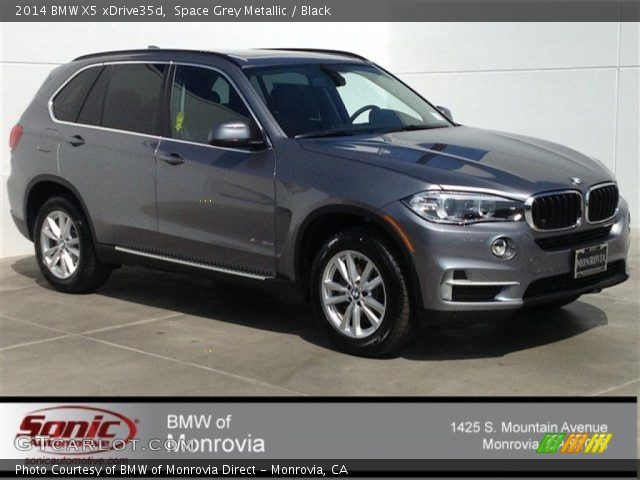 space grey metallic 2014 bmw x5 xdrive35d black. Black Bedroom Furniture Sets. Home Design Ideas