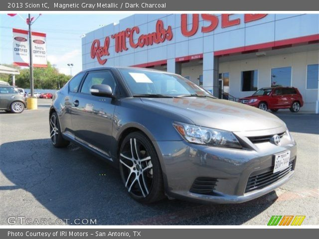 2013 Scion tC  in Magnetic Gray Metallic