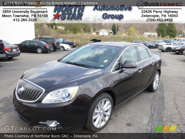 2014 Buick Verano  in Mocha Bronze Metallic