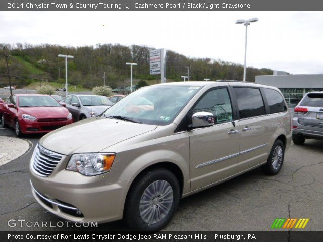 cashmere pearl 2014 chrysler town country touring l. Black Bedroom Furniture Sets. Home Design Ideas