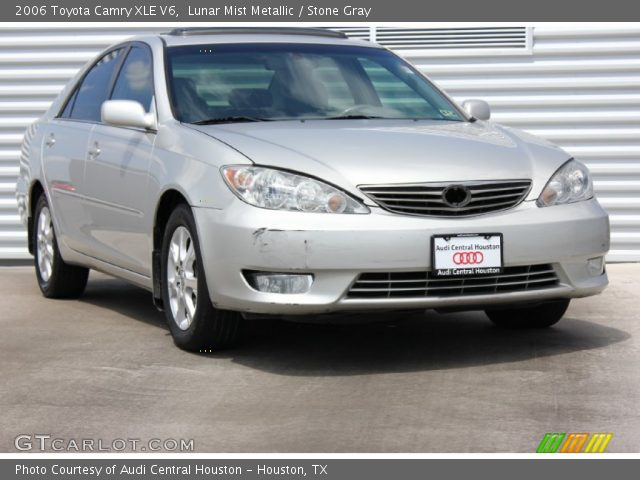 toyota camry 2006 xle v6 2006 phantom gray pearl toyota camry xle v6 11174548 photo 6 2006. Black Bedroom Furniture Sets. Home Design Ideas