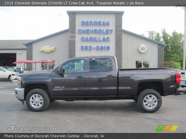 Chevrolet 2500hd Tungsten Metallic – Billy Knight