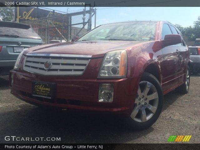 2006 Cadillac SRX V8 in Infrared