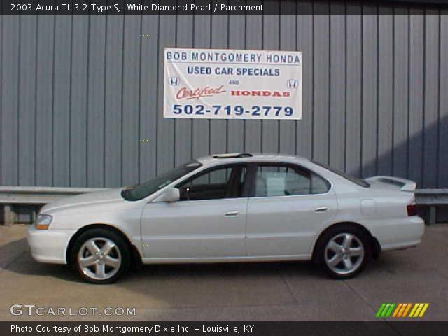 Acura Tl 2003 White. White Diamond Pearl 2003 Acura