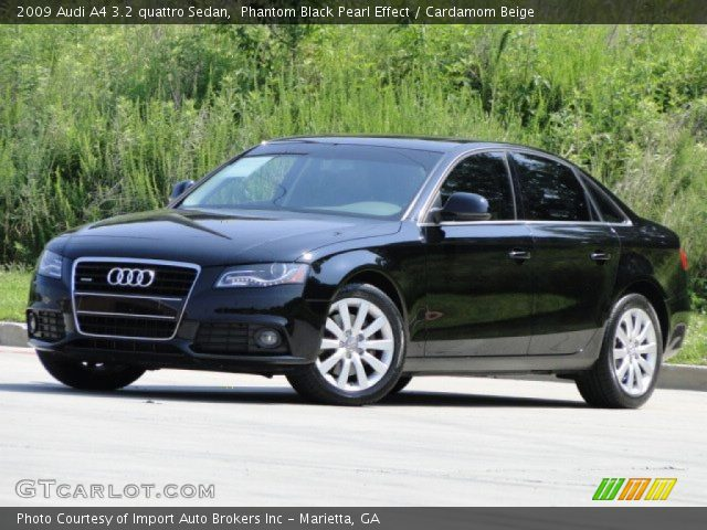 phantom black pearl effect 2009 audi a4 3 2 quattro. Black Bedroom Furniture Sets. Home Design Ideas