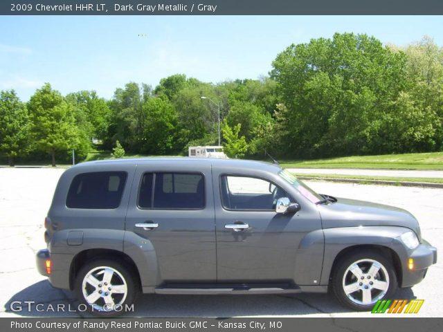 2009 Chevrolet HHR LT In Dark Gray Metallic