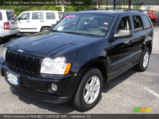 2006 jeep grand cherokee laredo 4x4 in black click to see large photo. Cars Review. Best American Auto & Cars Review
