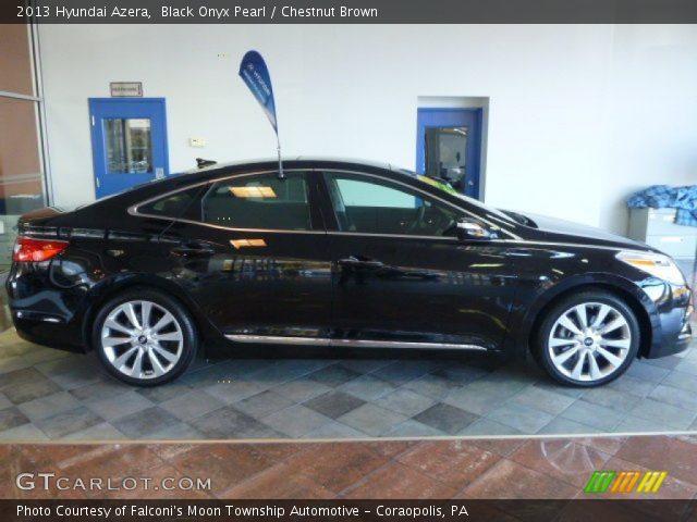 2013 Hyundai Azera  in Black Onyx Pearl
