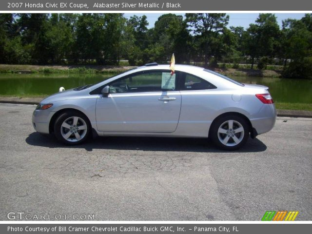 2007 honda civic coupe ex 2007 honda civic ex coupe in. Black Bedroom Furniture Sets. Home Design Ideas