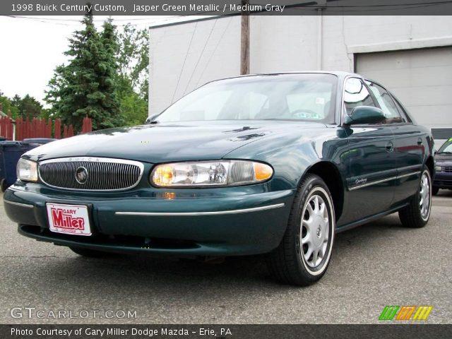 1998 Buick Century Custom. 1998 Buick Century Custom