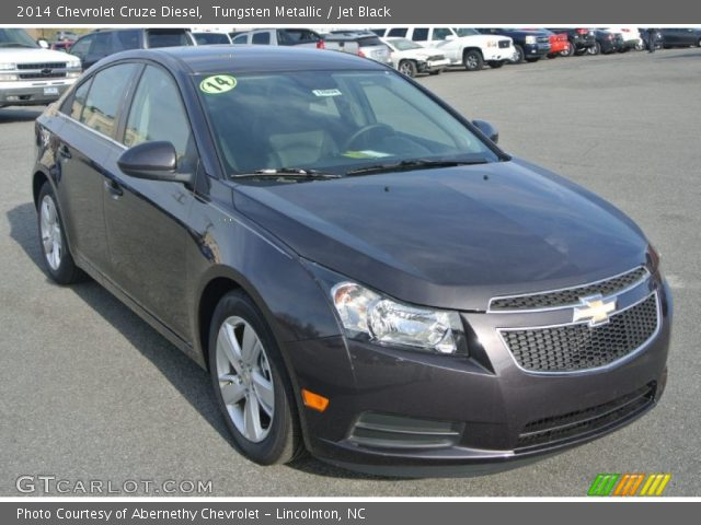 2014 Chevrolet Cruze Diesel in Tungsten Metallic