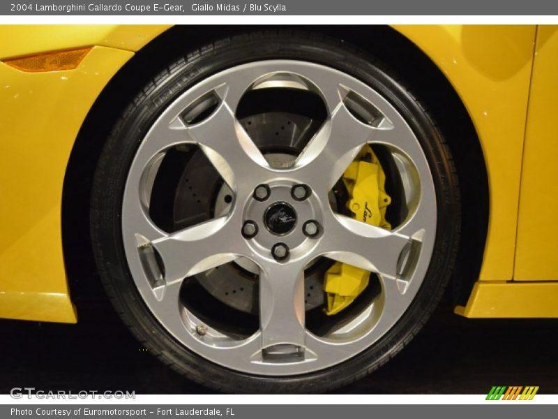 2004 Gallardo Coupe E-Gear Wheel